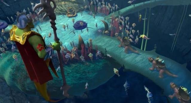 Морское царство