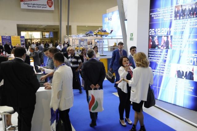 26-я Международная Выставка «Нефть и Газ Каспия». 29 — 31 мая 2019 года, Баку