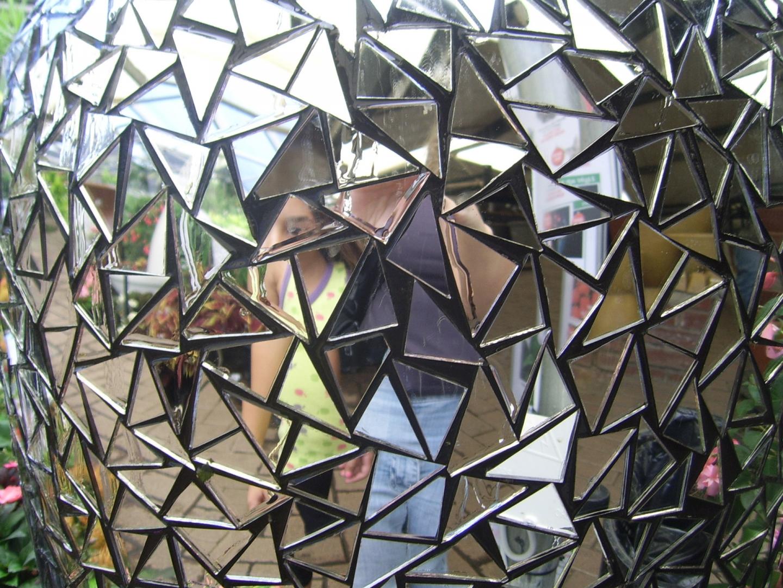 Зеркальные осколки
