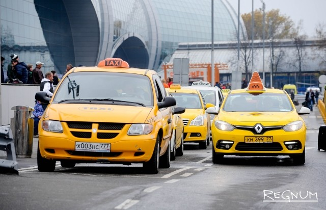Законопроект об агрегаторах такси внесен в Госдуму