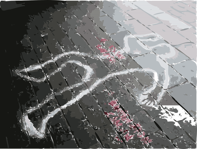 Жертва убийства