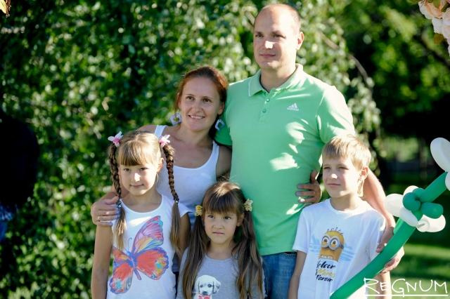 В Липецкой области на соцподдержку семей с детьми выделили 2,26 млрд