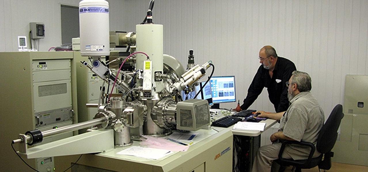 Установка киевской лаборатории «Протон-21»