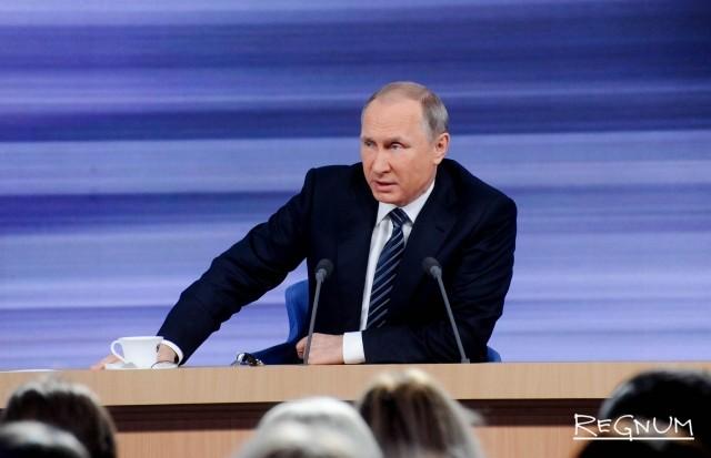 Путин приоткрыл завесу над таинственным термином «налоговая донастройка»