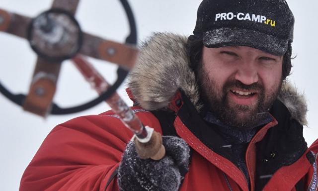 Арктика – ближний космос: интервью
