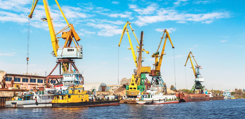 Речной порт в ярославле фото