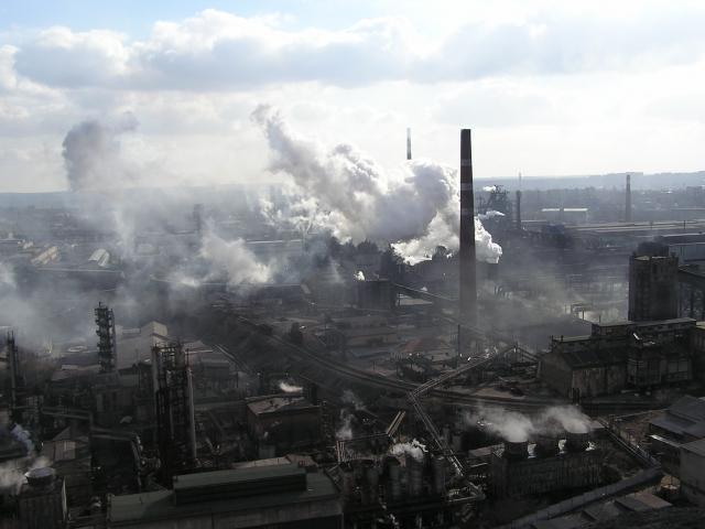 Металлургический завод
