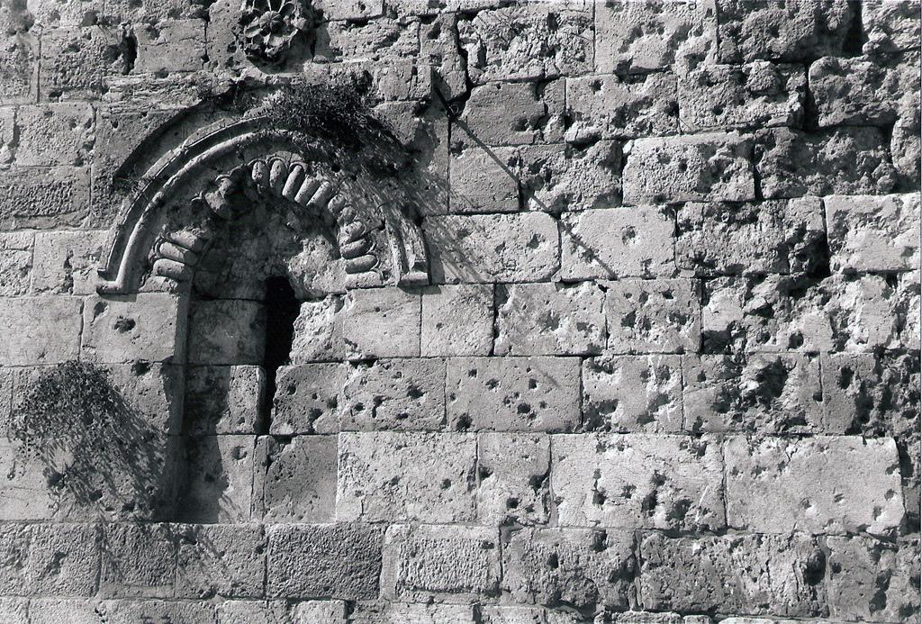 Последствия войны. Церковь в Палестине