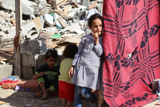 Бейт-Ханун, Сектор Газа