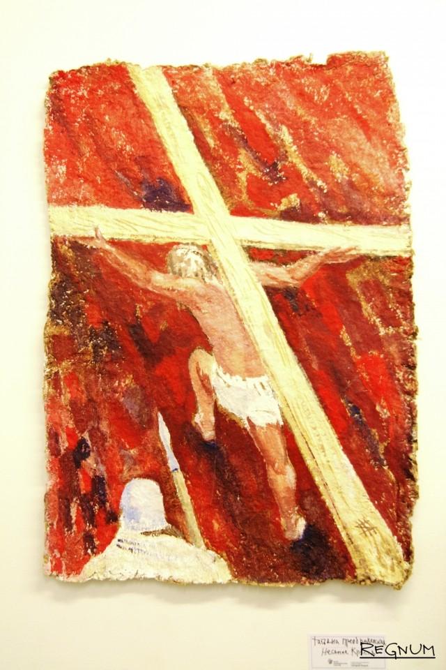 Татьяна Преображенская. Несение креста