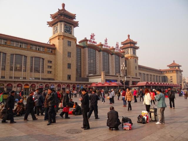 Скоростные поезда на ветке Пекин – Шанхай станут почти полкилометра длиной