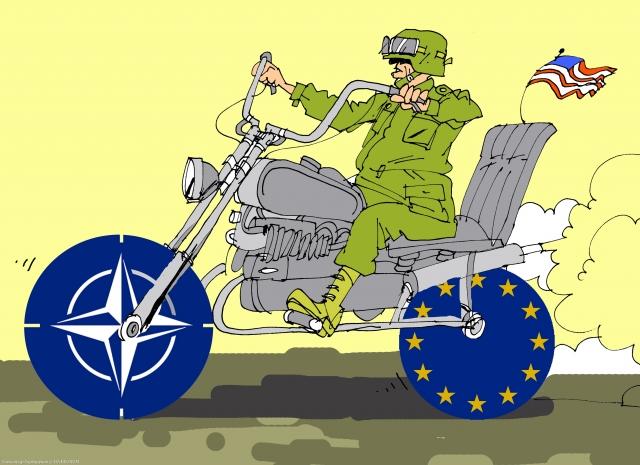 Выбор для НАТО: бороться с террором или с Россией