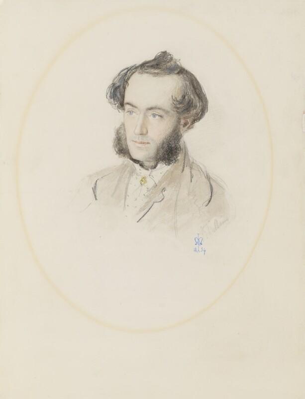 Джон Эверетт Милле. Джон Лич. 1854