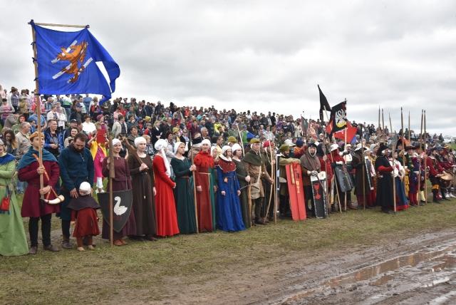 Фестиваль «Сибирский огонь» собрал десятки тысяч человек