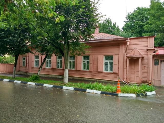 Дом-музей В. В. Вересаева. Тула