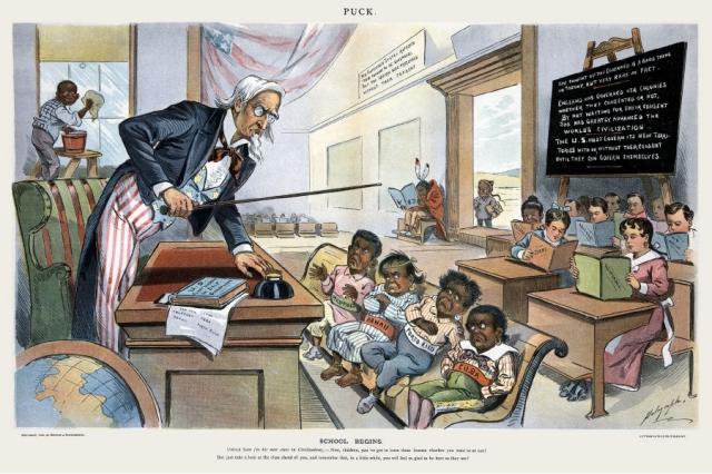 Куба в 1901 году: из одного колониализма в другой