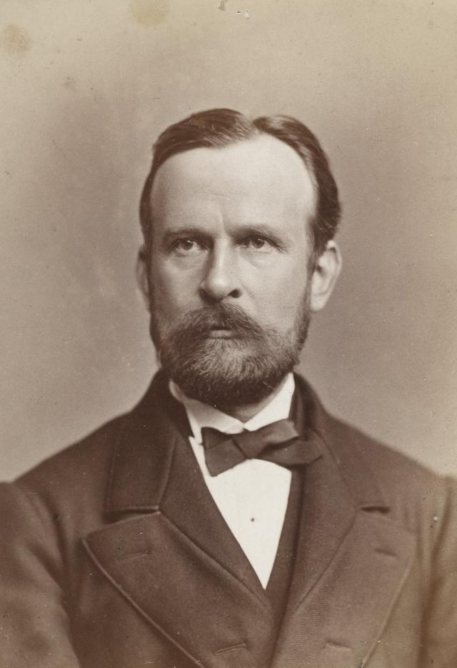 Фердинанд фон Рихтхофен в 1880 году