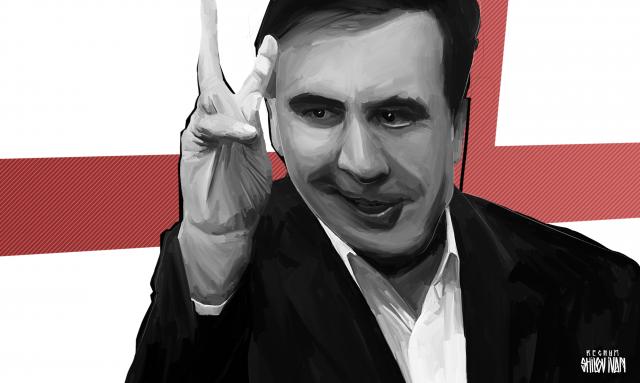 Саакашвили предложил Грузии свою модель смены власти