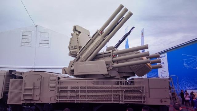 Сирия установит новые ПВО на границе с Израилем