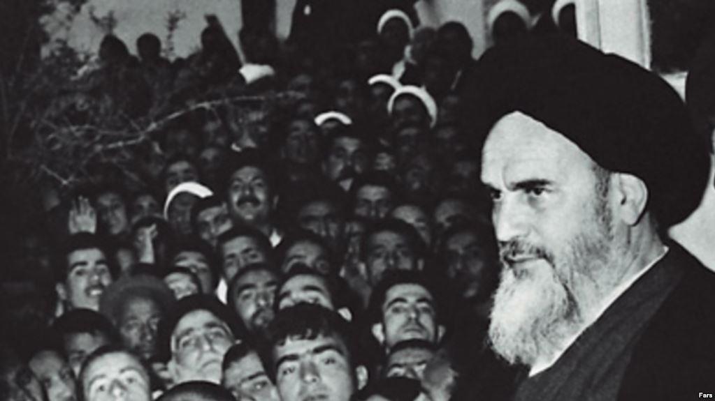 Рухолла Мусави Хомейни