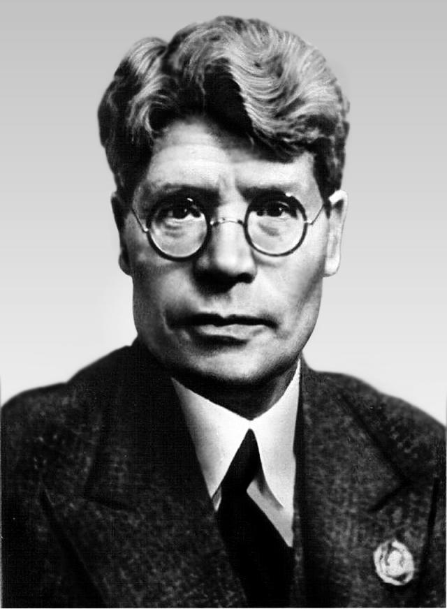 Академик Иван Губкин, организатор советской нефтяной геологии