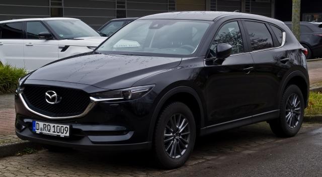 Компания Mazda увеличила в мае продажи в России на 46%