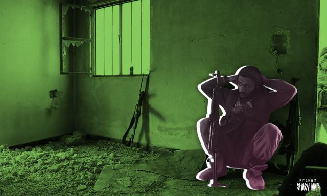 Схрон с противотанковым оружием нашли российские военные в Сирии