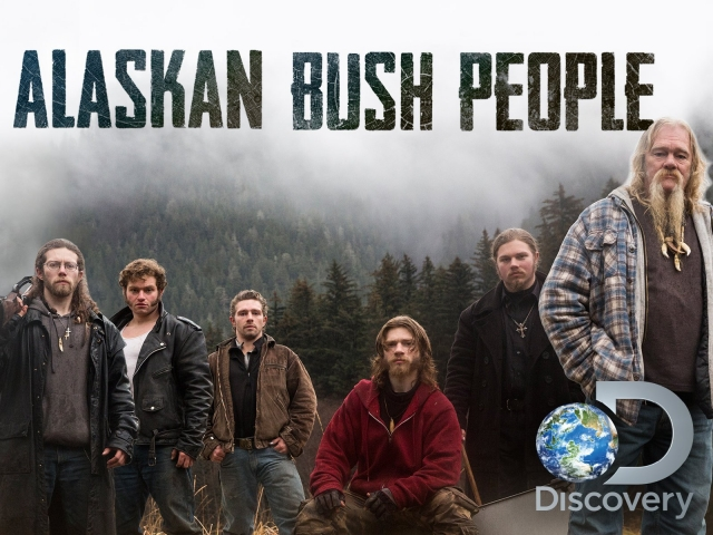 Экстрим. Discovery об Аляске – грандиозная мистификация?