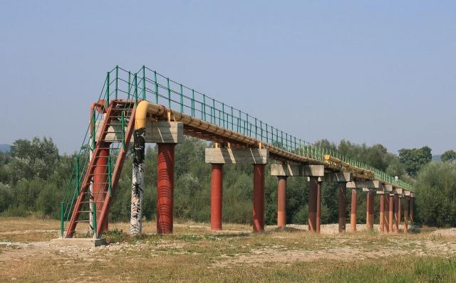 Нефтепровод. Украина