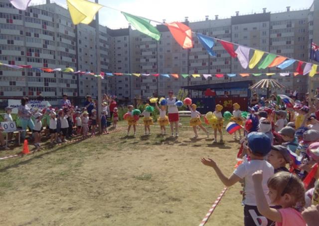 Красноярские детсадовцы предсказали итоги первого матча ЧМ по футболу
