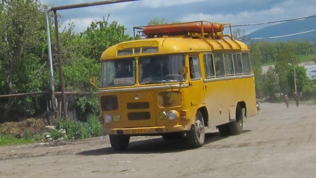 Водители автобусов стелют соломку из-за запрета на въезд на время ЧМ-2018