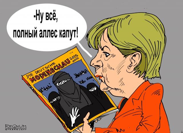 В Италии знают, почему Меркель на их стороне в вопросе о мигрантах