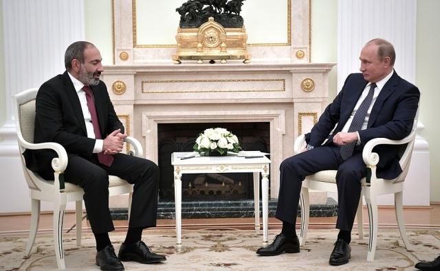 Премьер-министр Армении подчеркнул «особые» отношения с Россией