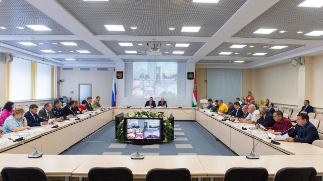 Калужская область готовится к празднованию юбилея Победы над фашизмом