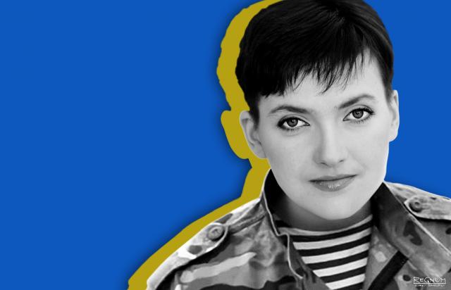 Савченко написала письмо Путину с просьбой освободить украинцев из тюрем РФ