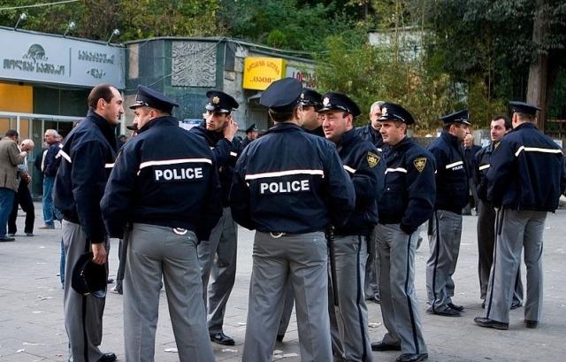 В Грузии проходит голодовка с требованием отставки полицейских