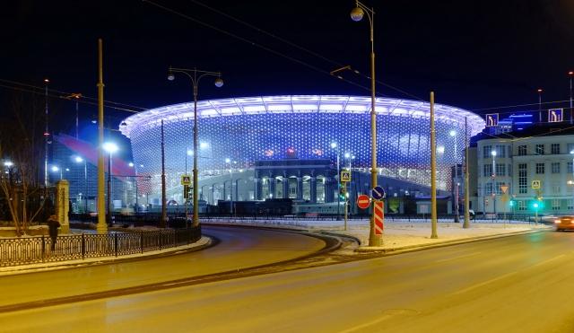 ЧМ-2018: на первый матч в Екатеринбурге ждут 8 тыс. болельщиков