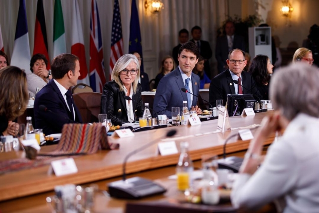 Саммит G7 в Квебеке, Канада
