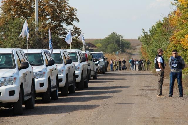 В Донбассе снизилось число жертв среди мирного населения – ОБСЕ
