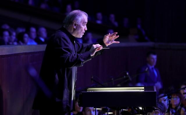 Валерий Гергиев и оркестр Мариинки выступят в Саудовской Аравии