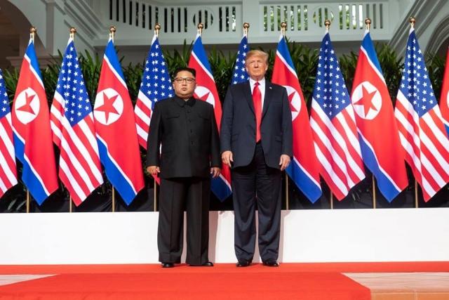 National Interest: Встреча Ким Чен Ына и Трампа – в целом хорошее событие