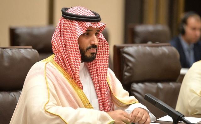 Мохаммед бин Салман посетит матч Россия — Саудовская Аравия