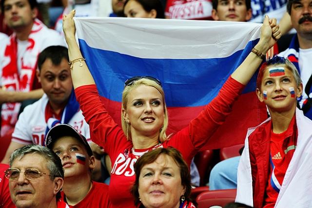 Для 68% граждан важно, как выступит на ЧМ-2018 сборная России