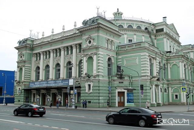 Гергиев объяснил, почему не спешит с реконструкцией Мариинского театра