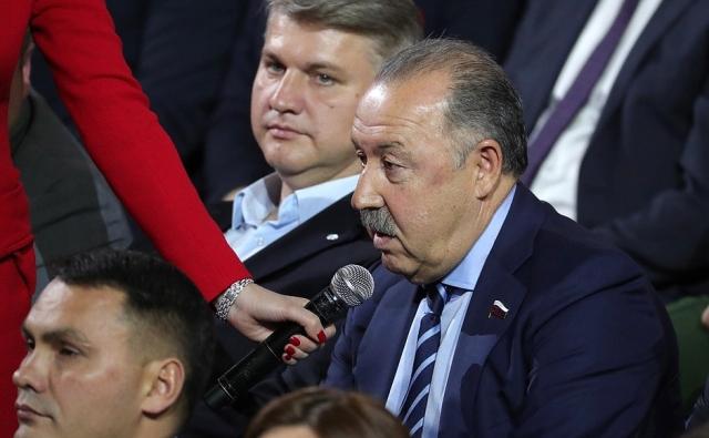 Газзаев рассказал, что считает отличным результатом для сборной на ЧМ