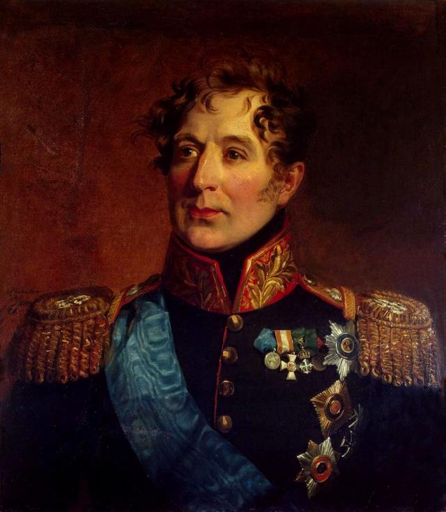 Русские генералы, выходцы с Балкан, в Отечественной войне 1812 года