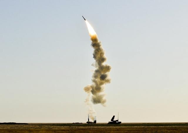 Красноярские С-300 отразят массированный ракетный удар на учениях