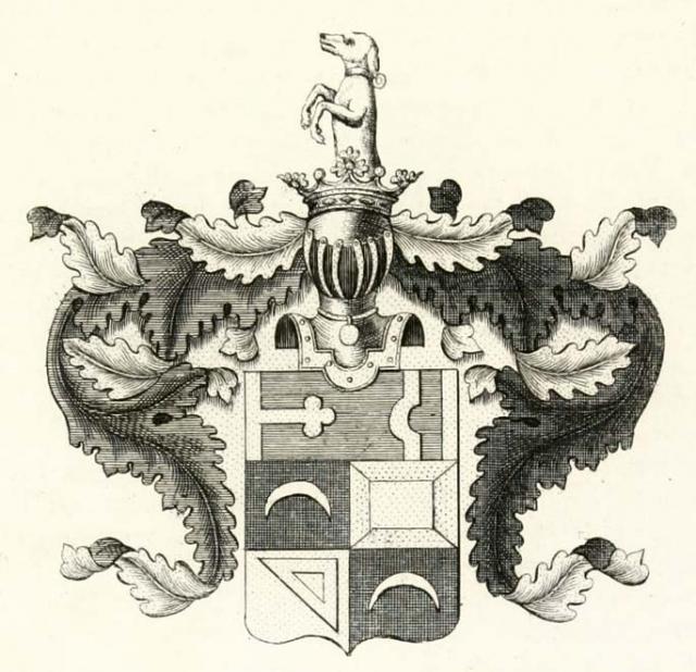 Фамильный герб Милорадовичей