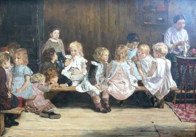 Великому Новгороду пообещали три детских сада за три года