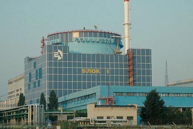 Энергоблок 1. Хмельницкая АЭС